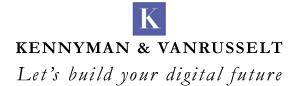 Kennyman & Vanrusselt - uw partner voor web en software oplossingen